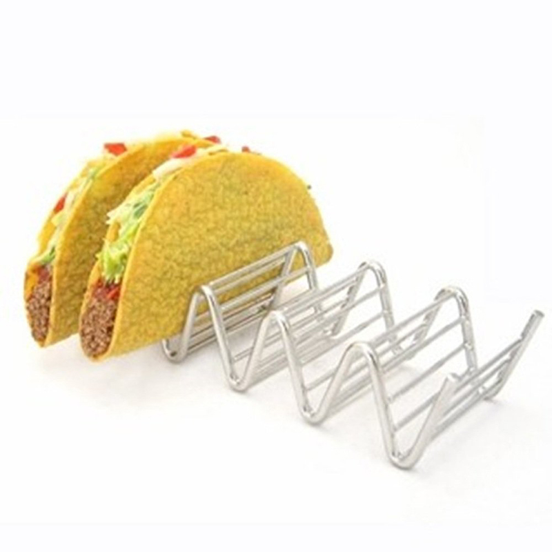 Stainless Steel Taco Holder , Taco Tray,Taco rack
